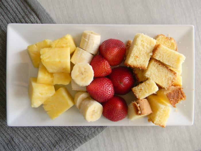 Fun in the Sun Fruit Kebabs - Fruit