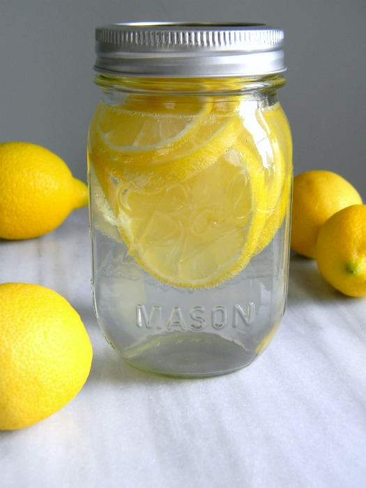 Overnight Limoncello - Infuse