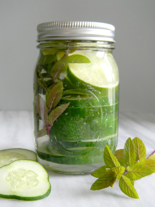 Cucumber Mint Water - Infuse