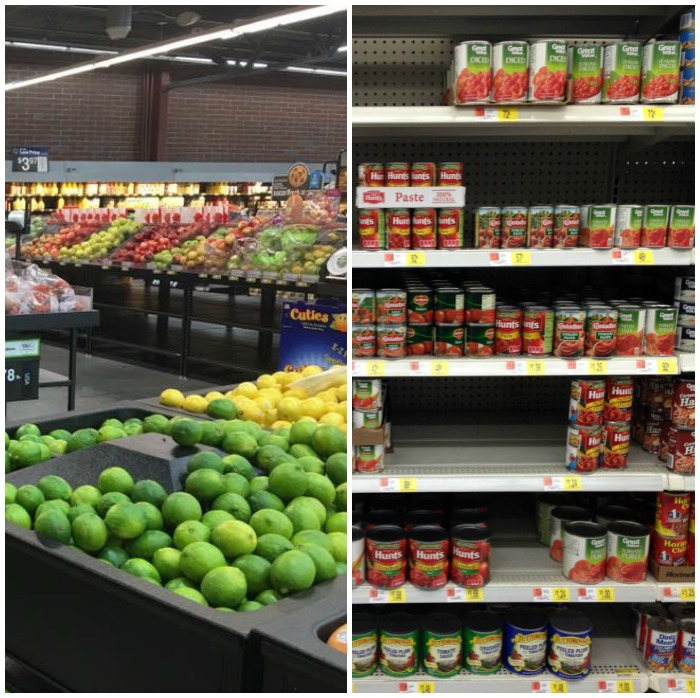 Walmart In-Store Photo