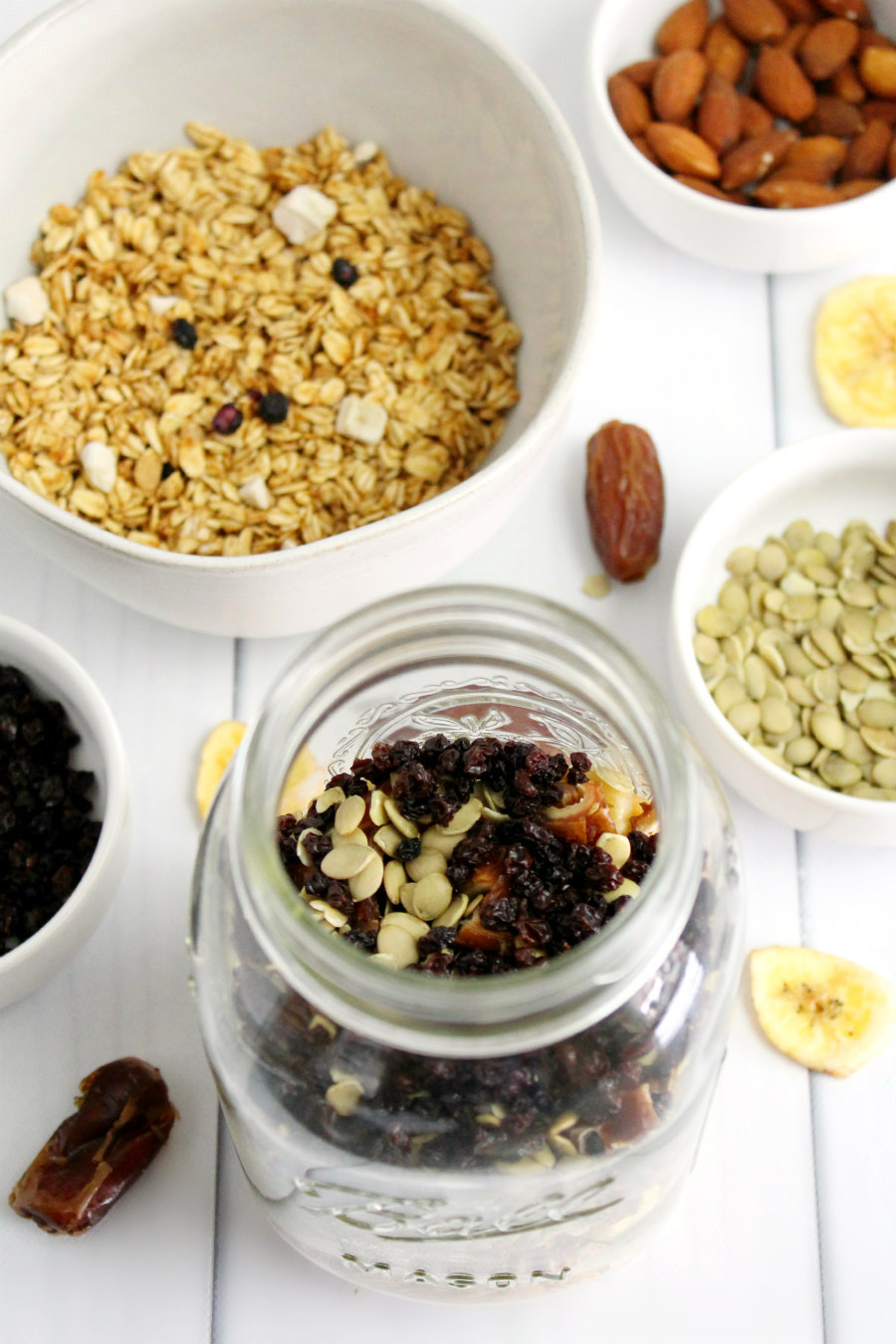 Banana Nut Bread Trail Mix