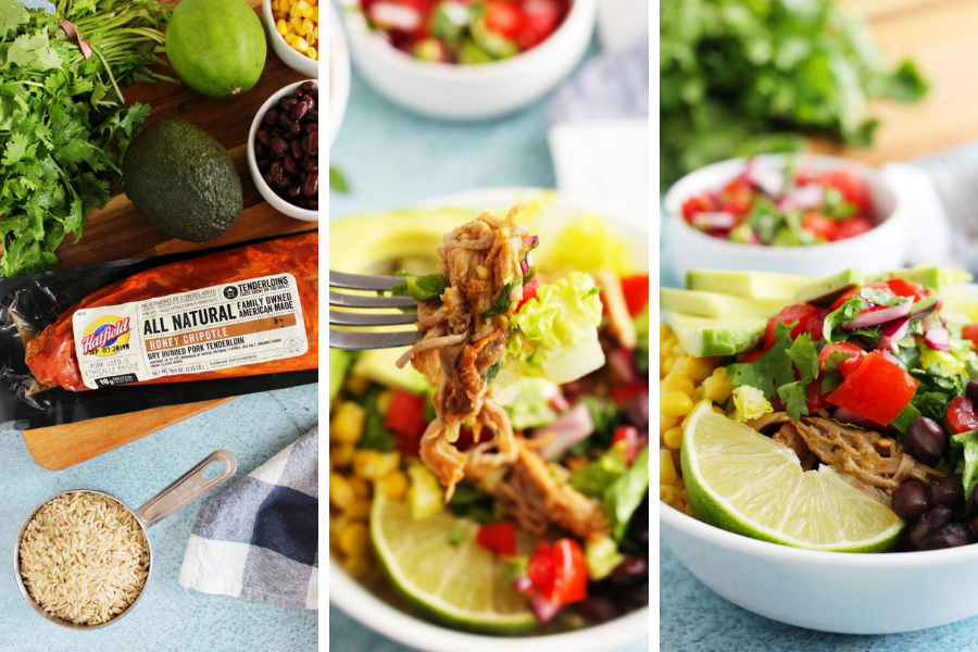 Hatfield® Pork Chile Verde Burrito Bowl
