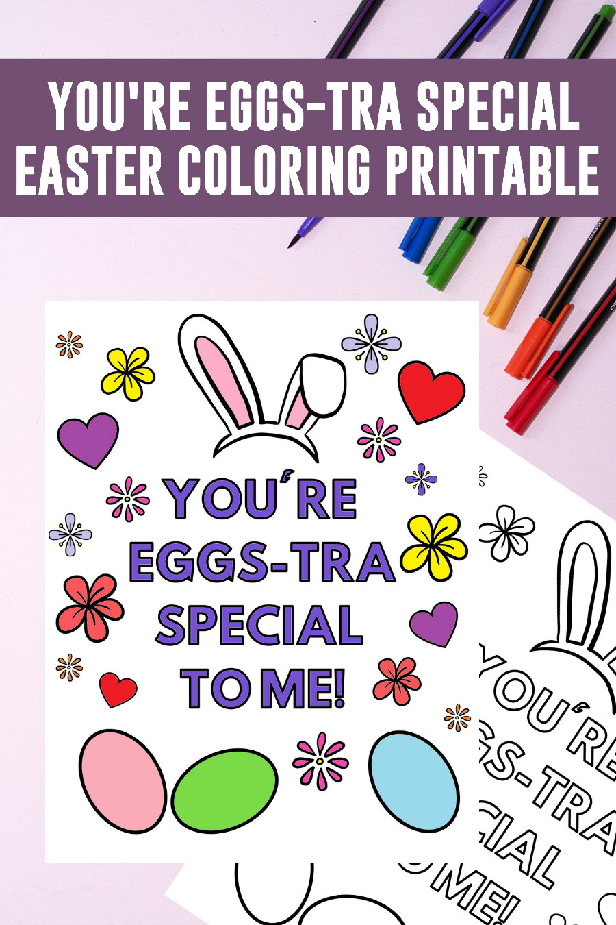 easter coloring printable