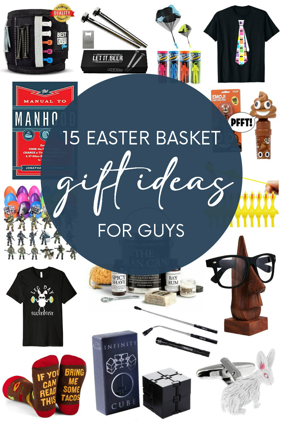 easter gift ideas for guys