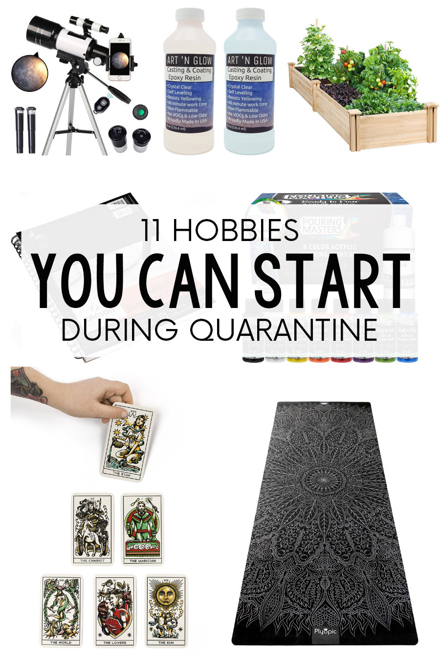 quarantine hobbies